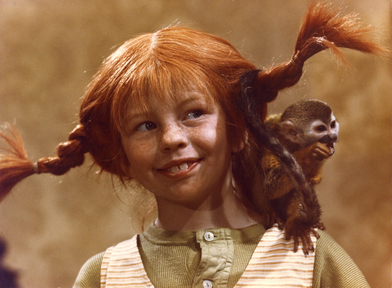 """""""Pippi Langstrumpf"""" SWE/BRD 1968/1969 Inger Nilsson"""