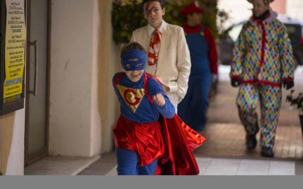 Foto Mein Bruder der Superheld