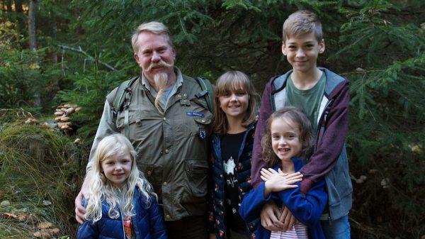 Foto Lene und die Geister des Waldes